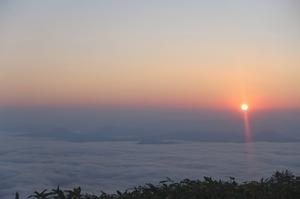 津別峠雲海日和