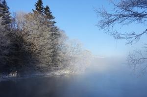 氷点下26℃の世界