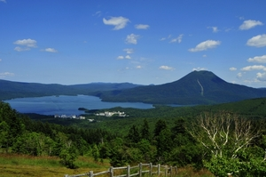 おすすめの絶景白湯山展望台