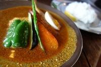 辻谷食堂のスープカレー