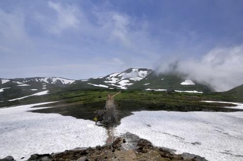 花の大雪山 黒岳へ後編