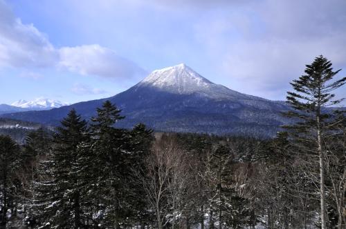 冬の双岳台(そうがくだい)