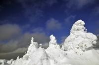 冬の雄阿寒岳へ