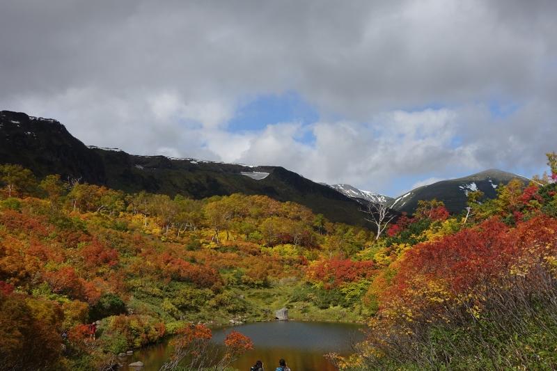 大雪山 高原沼めぐり