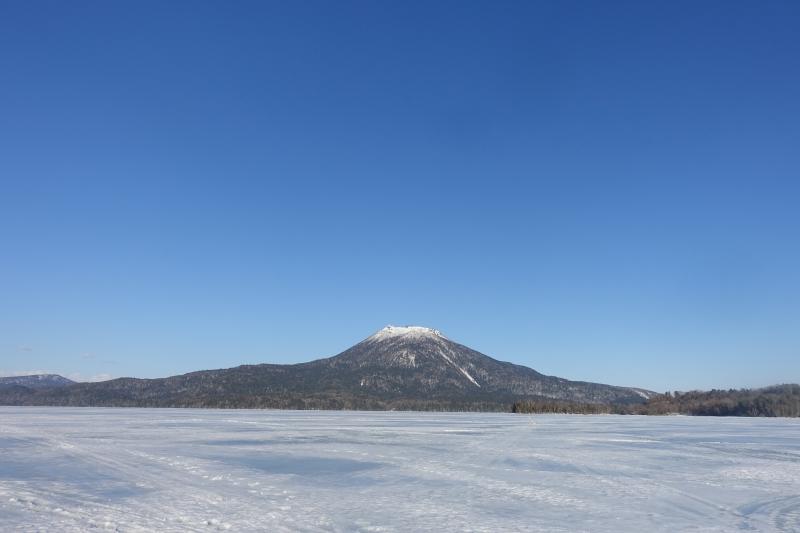 3月の阿寒湖
