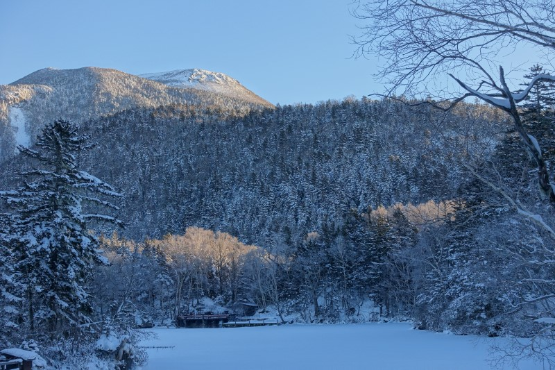 今季最低気温 氷点下23℃