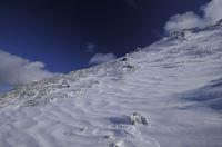 冬も雌阿寒岳と雄阿寒岳