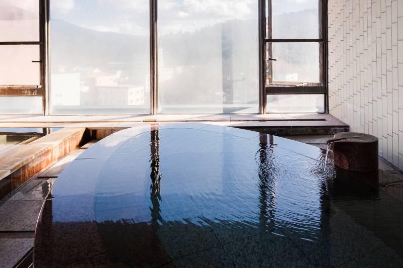 ニュー阿寒ホテル 阿寒百年水水風呂