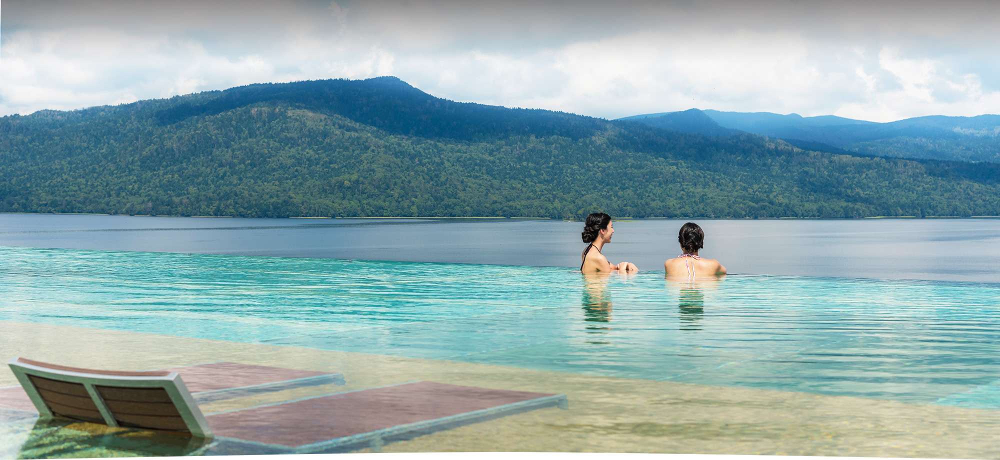 NEW AKAN HOTEL 阿寒の大自然とひとつになる 森と湖のリゾート