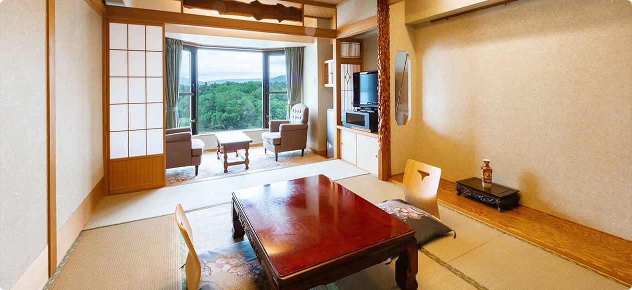 香格里拉館 日式房間